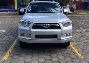 Vendo camioneta Toyota 4Runner