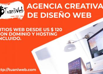 Servicio de diseño de páginas web