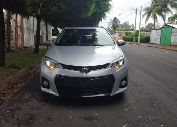 Toyota Corolla S Plus año 2016