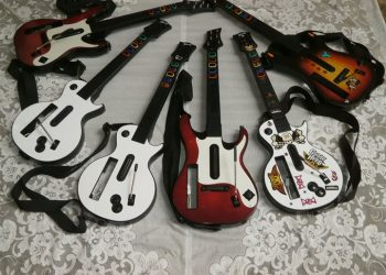*****Guitarras Originales Guitar Hero****