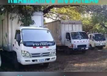 Servicio de mudanza y transporte de carga