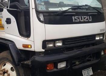Vendo camion 8 toneladas ISUZU