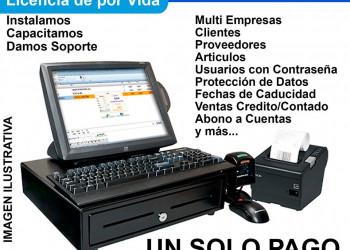 Software de punto de venta
