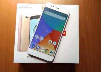 Vendo Xiaomi MI-A1 nuevo