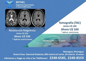 Clínica Bethel Diagnóstico Especializado