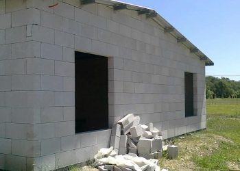 SE REALIZAN TRABAJOS DE CONSTRUCCION