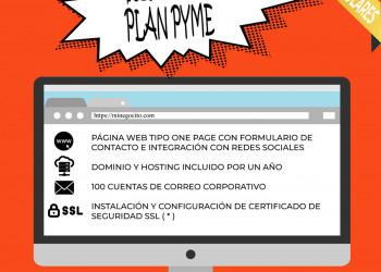 Solución Web Plan Pyme