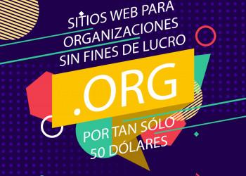 Diseño de sitios web para ONG