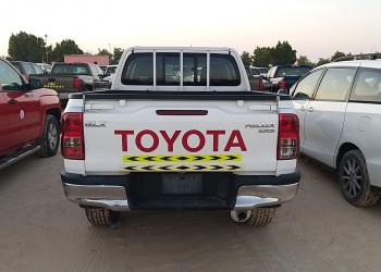 2016 Toyota Hilux disponible para la venta
