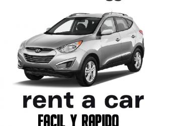 RENTA FACIL SUV 4X2 – DOBLE CABINA 4X4