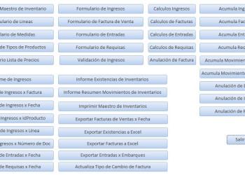 Desarrollo de Software Personalizado en Microsoft Access