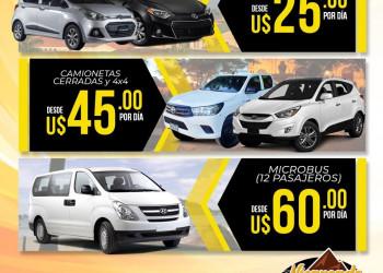Alquiler de autos NicaRoads