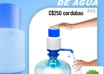 Nuevo Dispensador de Agua