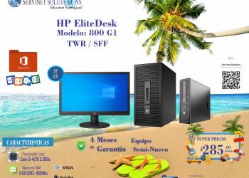 Computadora HP EliteDesk 800 G1