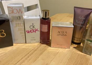 Perfumes para damas JLo, CK, Beyonce y más