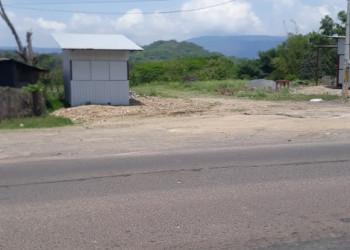 Terreno en la entrada sur de Esteli