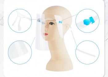 Escudos Faciales con Lentes